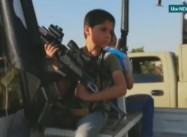 Iraqi Mosul's Child Soldiers: ISIS Trickily recruits 10-year-olds