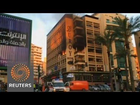 Is it ISIS?  French, Saudi Suicide Bombers Target Beirut
