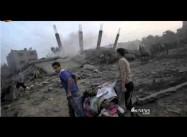 ABC News' Diane Sawyer Mistakes Stricken Palestinians for Israelis