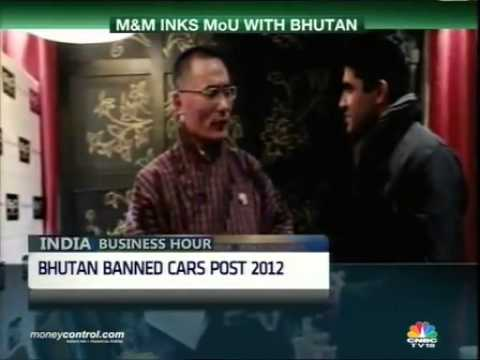 Bhutan Hatches Ambitious Plan To Convert All Cars To Electric