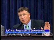 Kentucky Fried Brain Senator:  No Global Warming because Mars' atmosphere like Earth's