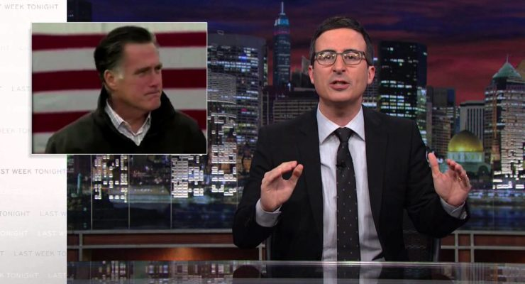 Wealth Gap Costing US in Growth (John Oliver)