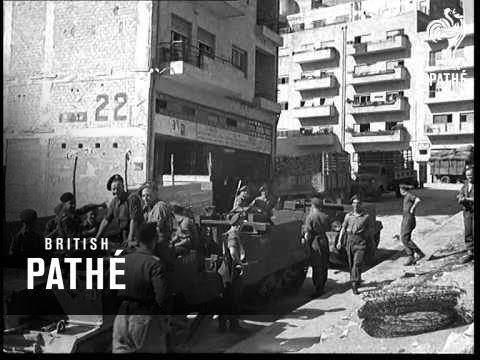 Gaza and the Palestine Crisis in History:  World War II