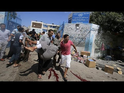 Israel's Repeated Bombing of Schools and Schoolchildren Is a War Crime & Should be Punished
