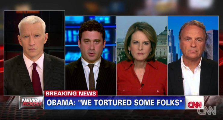 "Obama steps up to call Bush-era CIA Torture ""Torture,"" Despite Legal Implications"