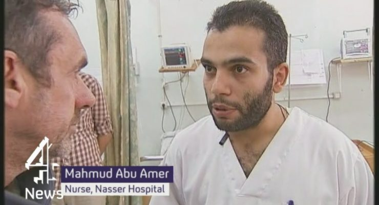 When will the Madness Stop?  Inside the Collapsing Hospitals of Gaza