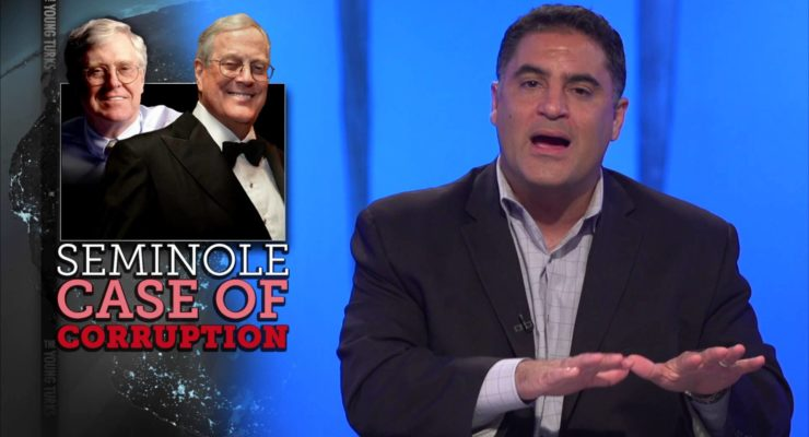 How The Koch Brothers Corrupted Florida State University (+163 Other Colleges) (Young Turks)