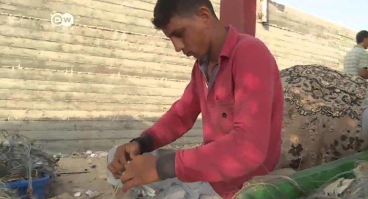 """Let my People Fish"":  After the war, Israeli Blockade leaves Gaza Civilians Protein Poor"