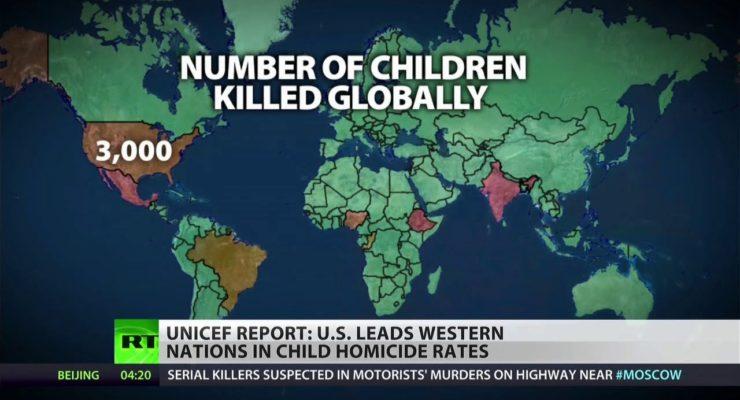 US, Iraq have same child homicide rate – UNICEF