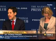 Anti-Science Congress cut $600 mn. from Agency Leading Ebola Response