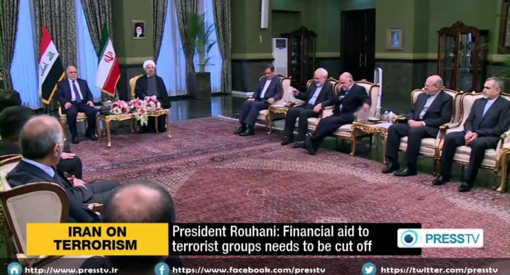 Iran Proposes Axis against ISIL to Iraqi PM Abadi as alternative to US Coalition