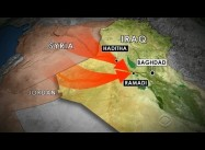 Is Baghdad next?  ISIL takes Hit Base in Iraq, loots it for Weapons