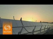 Israeli firm looks to keep solar power generators running at night