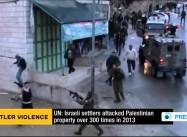 Israeli Squatters Sabotage Palestinian Wells in Jordan Valley