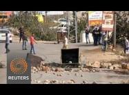 Protests after Israeli Troops kill American Teenager near Ramallah
