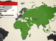Surprising Map of Which Countries Recognize Palestine