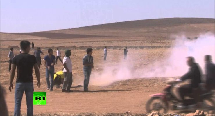 The Last Days of Kobani Loom as ISIL Closes in on Syrian Kurds with Murder on its Mind