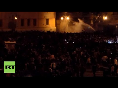 Cairo Erupts as Mubarak, Adly Declared Innocent in Deaths of Protesters