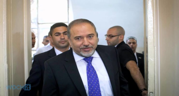 Far-Right Israeli FM Lieberman: Offer Israeli Arabs Money to Move to [Non-Existent] Palestinian State