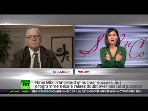 """Iran too big a fish for Israel to fry"" – Former IAEA Head Hans Blix on Nuclear Talks"