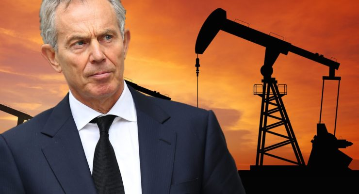 Mr. 2%: Tony Blair's Secret Oil Contract with Saudis Revealed