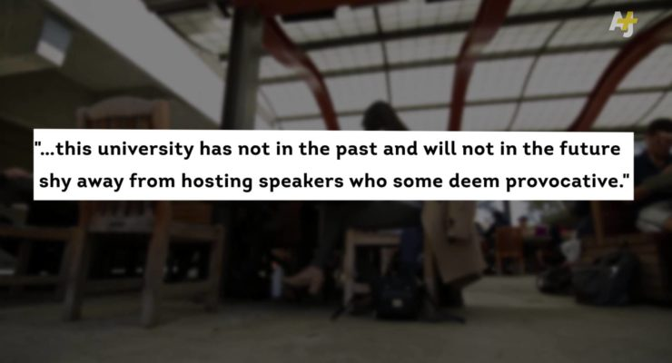 Why are Berkeley Students Protesting Bill Maher as Commencement Speaker?