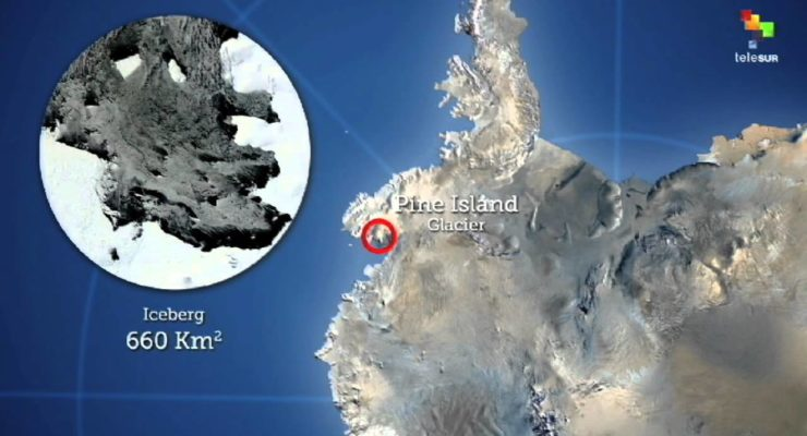 Antarctica Glaciers Melting 3 Times Faster than 10 Years Ago