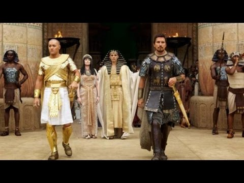 "Egypt Bans ""Exodus: Gods and Kings"", saying Jewish Slaves did not build Pyramids"