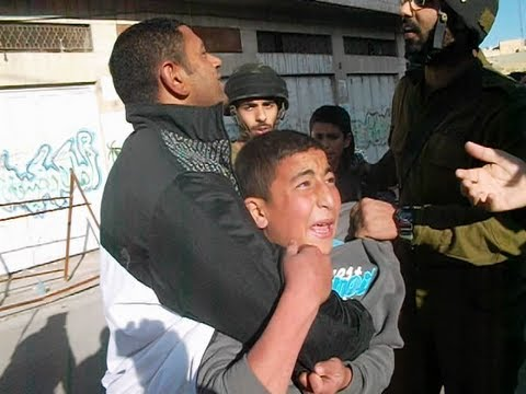 Israeli Forces arrest 8-year-old Palestinian in East Jerusalem (They arrest 2 Children a day on Average)