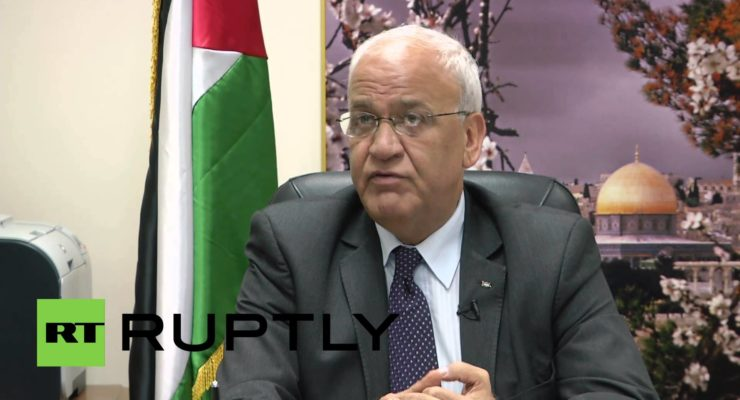 """Palestine to present Resolution on ending Occupation to Security Council """"By Monday"""""""