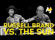 Russell Brand v. Press Lord Rupert Murdoch:  Who won?