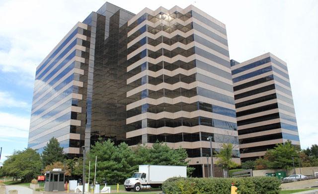 DEA-building