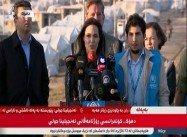Angelina Jolie in Iraq: Int'l Community Failing Refugees from ISIL Brutality