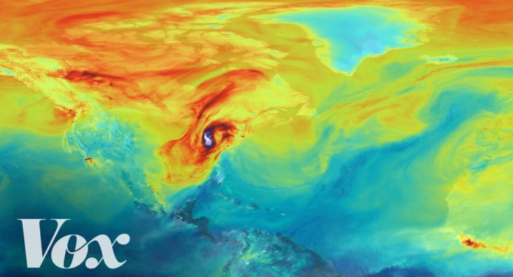 As 2014 declared Warmest Year, Watch where World's CO2 Comes From