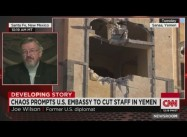 Can US can help Mediate Yemen Crisis?  US Embassy Cuts Staff…