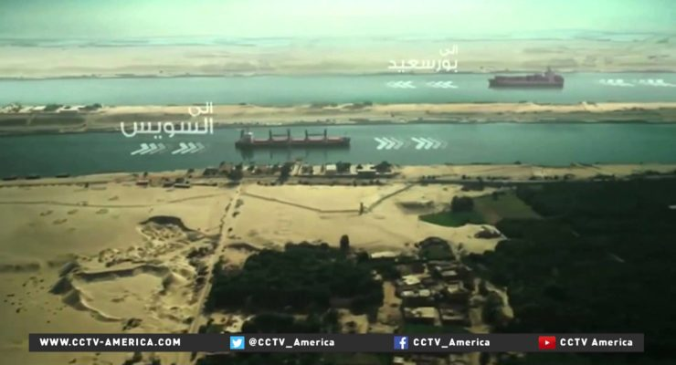 Egypt bets on Suez Canal Expansion to combat Economic Crisis