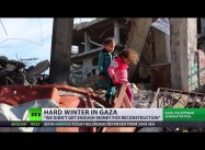 Gaza  – reduced to Rubble by Israel –  suffers through cold, hungry winter:  'conditions catastrophic'