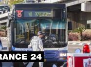 Israel: Palestinian man arrested after stabbing nine on Tel Aviv bus