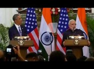 Turns out Rightwing Hindu PM more reasonable on Climate Change than US Congress (Obama visits Modi)