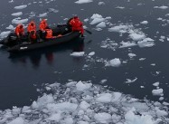 "Antarctic Ice Melt Red Flag – NASA: It's ""going way faster than anyone had thought"""