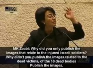 Israel bans Palestinian-Israeli Legislator Hanin Zoabi Banned From Elections