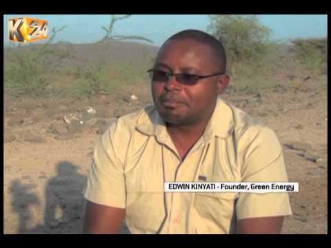 Kenya Nomads strap Donkeys with Solar Panels for Mobile Batteries