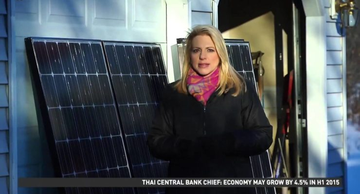 New York: Solar Panels demand increasing despite drop in natural gas prices