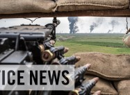 From Iraq's Next big Front:  Kurdish Fighters Closing in on Mosul