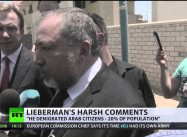 Israeli Foreign Minister Lieberman Suggests Decapitation for Disloyal Arabs
