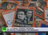 Snowden will return to US if fair trial guaranteed – NSA whistleblower's lawyer