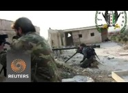 Syria: As al-Qaeda defeats 'moderate' US allies, will US ally with al-Qaeda?