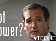 Ted Cruz Thinks Non-Christians Have Too Much Power