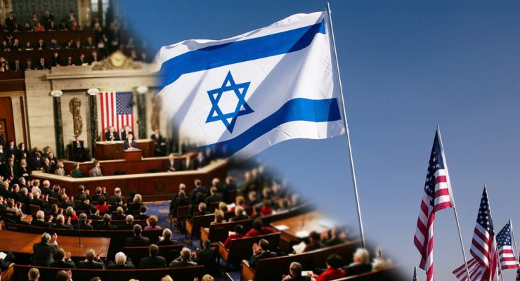 Traitor Senators used Israeli Spies against their own Country