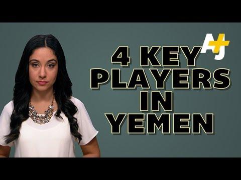4 Key Players In Yemen's Chaos